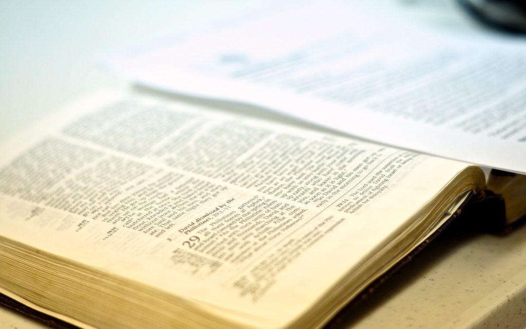 Bibliography: Biblical & Historical Studies