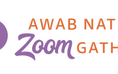AWAB National Zoom Gathering – Dr. Delane Tew