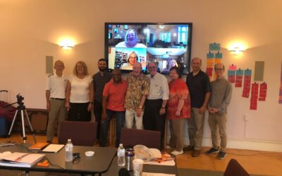 AWAB Board and Staff Meets for Annual Retreat